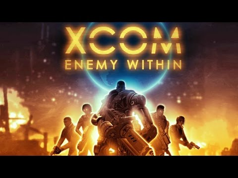 XCOM: Enemy Within – The Movie / All Cutscenes + Complete Story 【1080p HD】