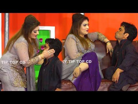 Vicky Kodu and Saira Mehar | Stage Drama 2020 | Love Story | Comedy Clip 2020 | Punjabi Stage Drama