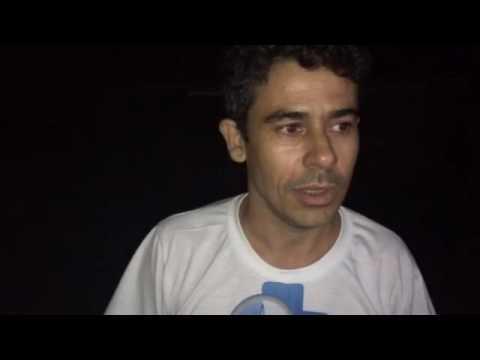 AMBULÂNCIA DE LUCRÉCIA TOMBA NA RN 117 ESTRADA DE GOVERNADOR DIX SEPT ROSADO  UM PACIENTE, ACOMPANHA