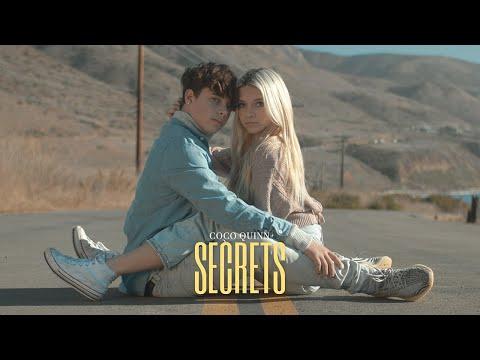 Coco Quinn - Secrets (Official Music Video)