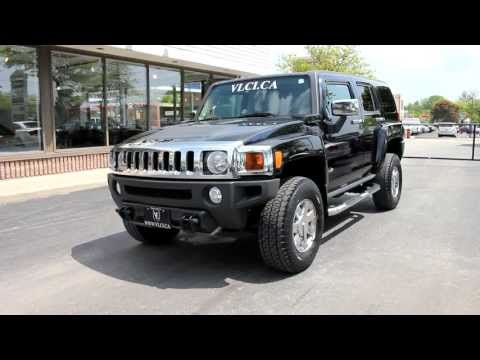 2010 Hummer H3 – Village Luxury Cars Toronto
