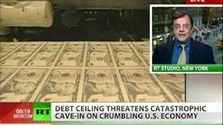 """US debt is largely fictitious"""