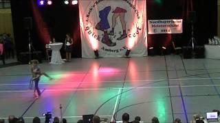 Kristina Schwingenschlögl & Moritz Schmidt - Nordbayerische Meisterschaft 2014
