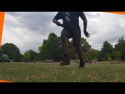 Chicago Footwork UK Practice