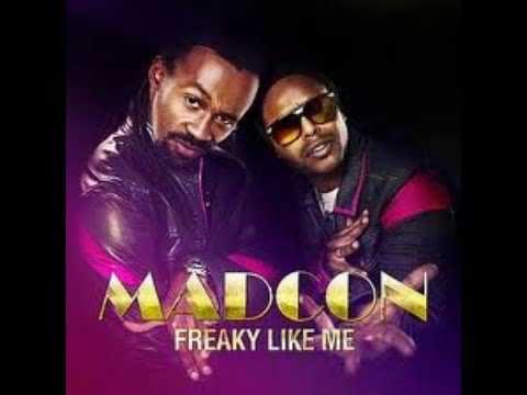 Madcon Feat. Ameerah - Freaky Like Me (Dj.D.Style Edit) {86 BPM} (Beat Bangaz).wmv