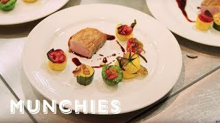 Delicious Terrines and Drunk Tattoos: Chef's Night Out in Switzerland by Munchies