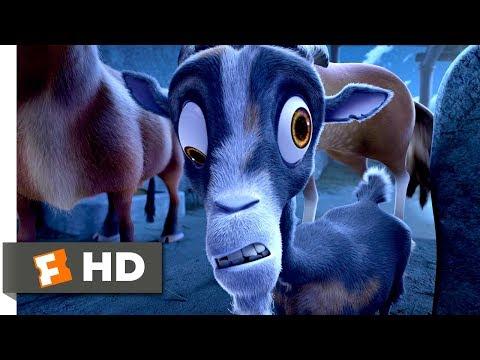 The Star (2017) - Prayers from Donkeys Scene (7/10) | Movieclips