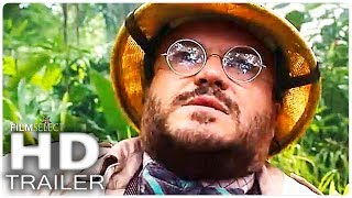 Video JUMANJI 2 Trailer 2 Español (Extendido) 2017 MP3, 3GP, MP4, WEBM, AVI, FLV Desember 2017