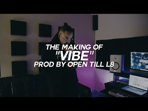 "Mistah Mez - The Making Of ""vibe"" With Open Till L8"