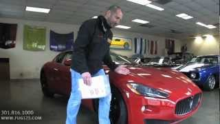 2008 Maserati Gran Turismo F1 FOR SALE TEST DRIVE Flemings Ultimate Garage