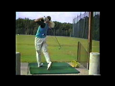 Jaynes Golf Lesson in Germany – 1994