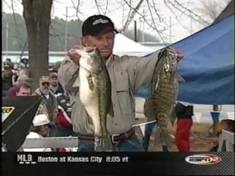 Bassmaster - Fished March 28-31, 2001.