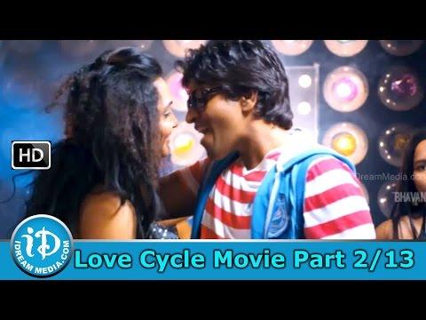 Love Cycle Movie Part 2/13 - Srinivas - Reshma - Shankar Melkote