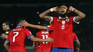 Video Chile 2 - 0 Brasil | Eliminatorias Rusia 2018 | Claudio Palma MP3, 3GP, MP4, WEBM, AVI, FLV Oktober 2017