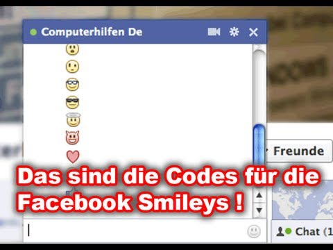 smileys auf pc tastatur