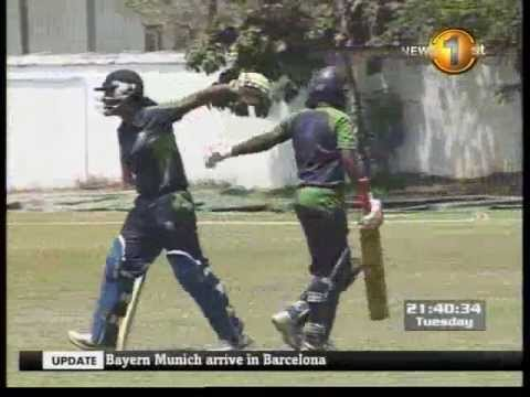 Sanath Jayasuriya mauls the New Zealanders 2006