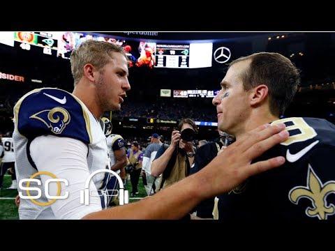 Rams vs. Saints NFC Championship Game predictions   SC with SVP