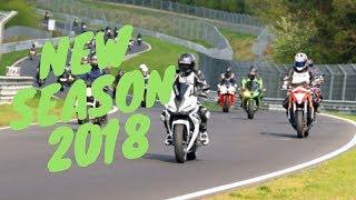 4. New season 2018! // Honda Cbr 500r