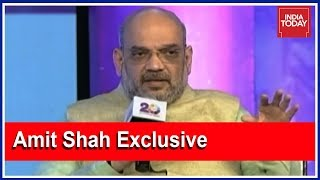 Video Amit Shah Expresses Confidence In Winning Upcoming State Polls | India Today Exclusive MP3, 3GP, MP4, WEBM, AVI, FLV Agustus 2018