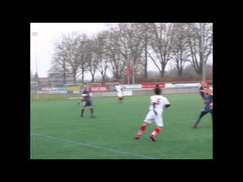 Dawson McFeely (CM) Soccer Prospect 2016