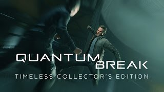 Quantum Break Steam and PC retail announcement