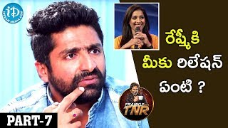 Video Sekhar Master Exclusive Interview Part #7 | Frankly With TNR  | Talking Movies With iDream MP3, 3GP, MP4, WEBM, AVI, FLV Maret 2019
