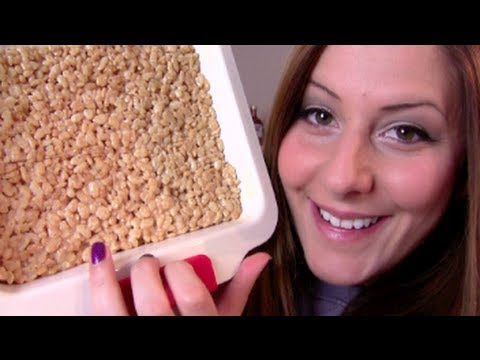 Rice Krispies Treats Rezept Deutsch + Outtakes