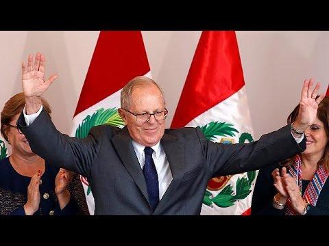 Περού: Ο Πέδρο Πάμπλο Κουτσίνσκι νικητής των προεδρικών εκλογών
