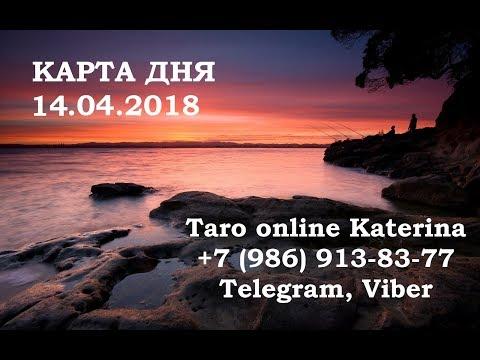 Карта дня на 14  апреля   2018 расклад на картах таро. - DomaVideo.Ru