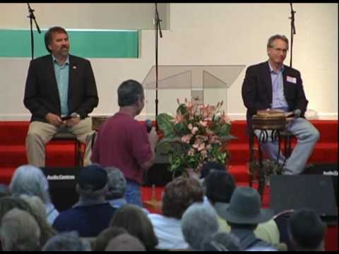 Redding Tea Party Debate LaMalfa Vs. Keene 1of6