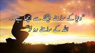 Best Urdu Quotes on life  - Famous Urdu Quotes - Golden Words