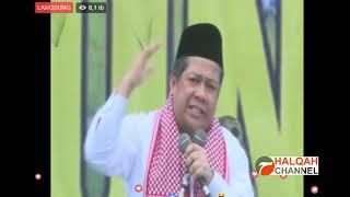 Video Fahri Hamzah Sentil Jok*w* di Reuni Akbar 212 MP3, 3GP, MP4, WEBM, AVI, FLV Februari 2018