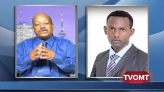 TV Oromiyaa MT:- Artist Abdi&Nasir discus about one of the best Action Movies from Oromiyaa