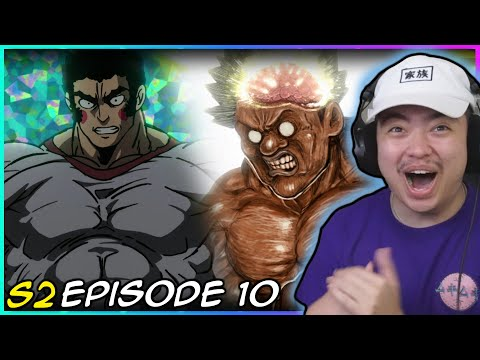 DIMPLE VS SHIBATA!!    MUSCLE USAGE 100%    Mob Psycho 100 Season 2 Episode 10 Reaction Ft. Heisuten
