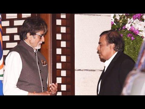 IPL 2017: Amitabh Bachchan Celebrates Victory Part