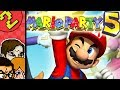 Charlie Horse! | Lets Play Mario Party 5 Gameplay Multiplayer Part 2 - Future Dream