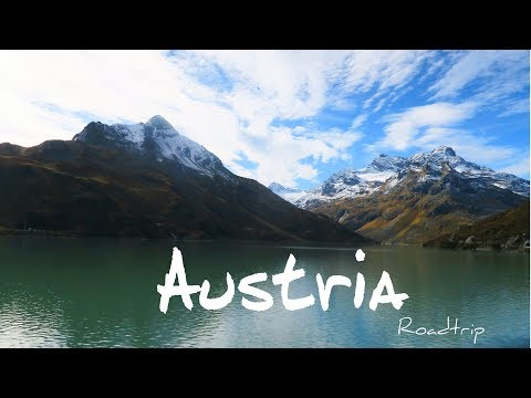 Austria - A Roadtrip Through The States