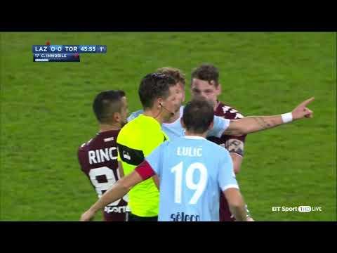 Lazio 1-3 Torino Highlights 12/12/2017