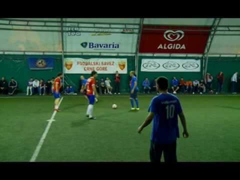 Mini fudbal, polufinale lige, Vodomont - SB Saborni Hram