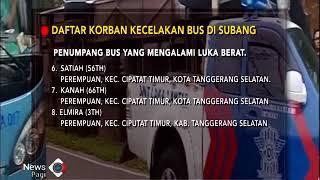 Video Daftar Nama 27 Korban Tewas Bus Maut di Tanjakan Emen - iNews Pagi 11/02 MP3, 3GP, MP4, WEBM, AVI, FLV Mei 2018