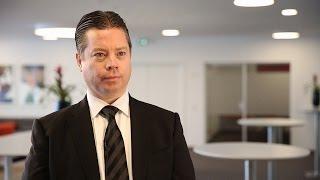 Lars Baungaard, direktør og markedsleder, PwC fortæller om resultater af PwC's CXO Survey 2016.