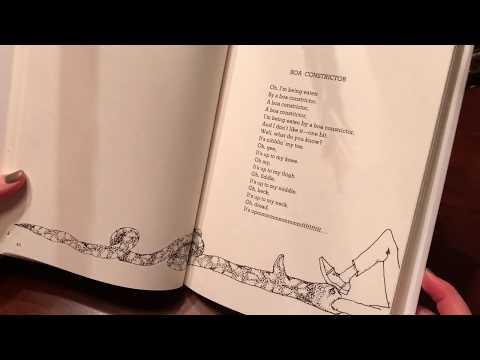 ASMR - 🛌 Bedtime Story 💤- Where the Sidewalk Ends