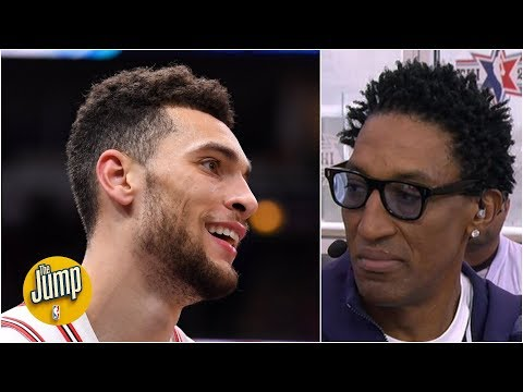 Scottie Pippen: I don't even know half the players on the Bulls right now | The Jump