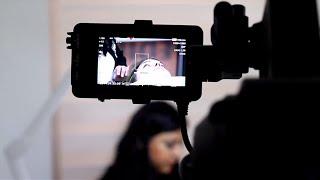 ATV AVRUPA TV'de Uzm.Eğt.Est.Hümeyra Yasmin ile İpek Kirpik Uygulaması
