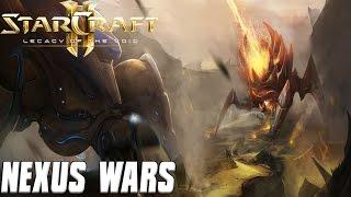Nexus Wars - Nexus Memes - Starcraft 2 mod