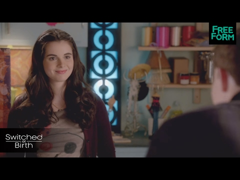 Switched at Birth | Season 3: Episode 4 Clip: Bay & Emmett | Freeform