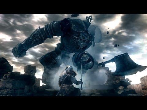 Dark Souls - X360 / PS3 - Hardcore Trailer