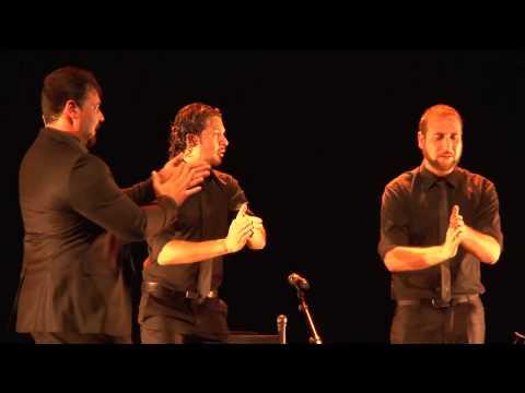 Arte flamenco 2013 : mano y mano y cante