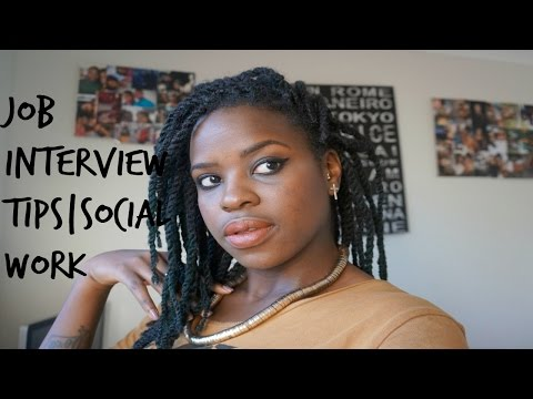 Job Interview Tips | Social Work