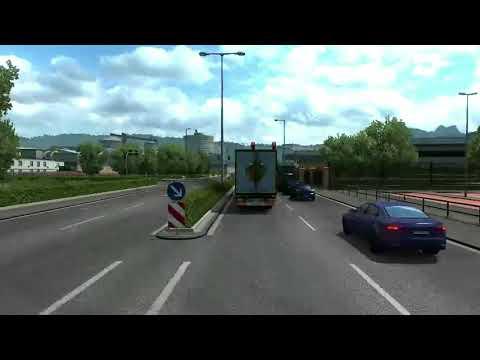 ETS Traffic Trucks Smoke v1.0